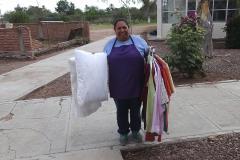 Donations Arrive for the Seniors at El Cobijo